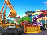 Replay Pizza Blaze - Blaze et les Monster Machines