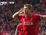 Replay Football - Top but de la légende de Liverpool Steven Gerrard : Premier League