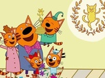 Replay La famille chat - Les extraterrestres