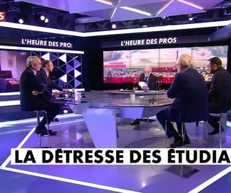 L'Heure des Pros replay