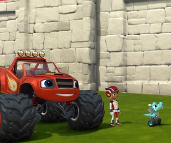 Replay Sa Majesté des Machines - Blaze et les Monster Machines