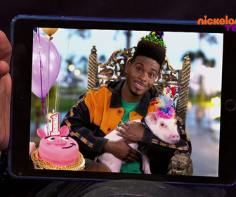 Replay Game Shakers - Chagrin de cochon