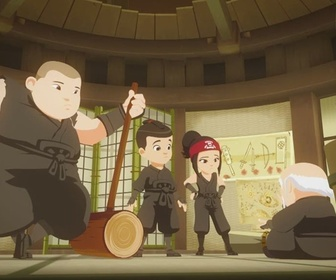 Replay Mini Ninjas - S02 E24 - Le Labyrinthe de Namura