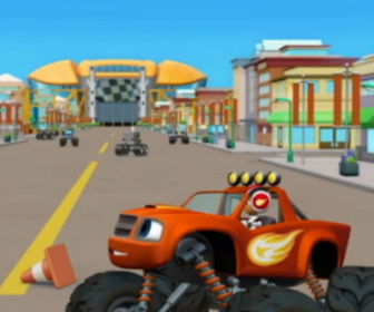Blaze et les Monster Machines replay