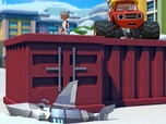 Replay Les dents de la neige - Blaze et les Monster Machines