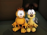 Replay Garfield - S2 E9 : A bon chat bon rat