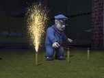 Replay Sam le pompier - S2 E23 : Le feu d'artifice