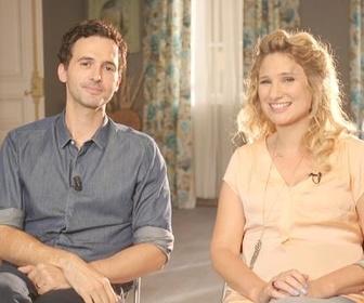 Replay Profilage - Le quiz de Raphaël Ferret (Hippolyte) et de Diane Dassigny (Jess)