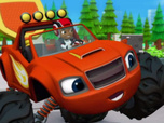 Replay Blaze et les Monster Machines - Le tournoi de Truckball