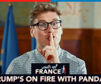 Replay What's up France - Épisode 1