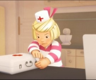 Replay Les triplés - S1 E12 : Pas facile d'être docteur