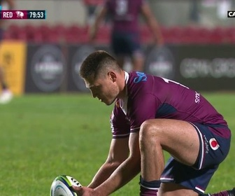 Replay Rugby - Le grand format de Rebels / Reds