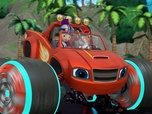 Replay Tout-terrain Glissant - Blaze et les Monster Machines