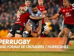 Replay Le résumé de Crusaders / Hurricanes : SuperRugby