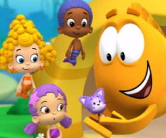 Replay Bubulle Guppies - Le petit chat