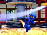 Replay Lego ninjago - S8 E8 : Le terrible avènement