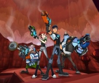 Replay Slugterra - S2 E1 : La nouvelle recrue