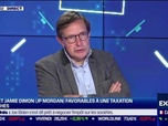Replay Les Experts : Le FMI et Jamie Dimon favorables à une taxation des riches - 08/04