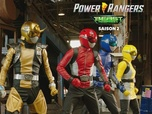 Replay Power Rangers - Beast Morphers - L'Artiste Anonyme