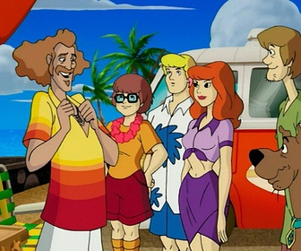 Replay Aloha, Scooby-Doo