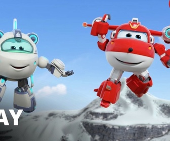 Replay Super Wings - Le héros masqué